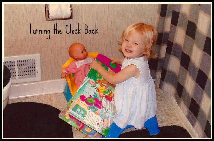 Potty Training Humor:  Share your funny moments in The #CloroxLounge