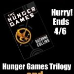 The Hunger Games Book Trilogy & Movie Prize Package #Giveaway! #HungerGames