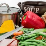 homemade soup ingredients