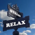 stress and relaxation signs