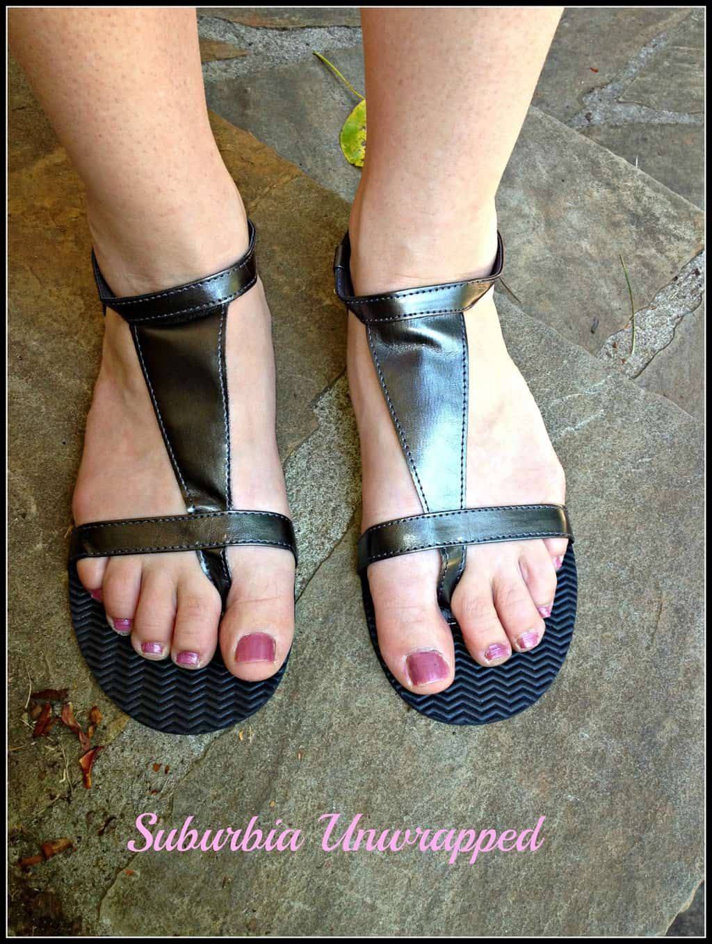 A Kushyfoot solution to sore and tired toes!