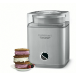 Up for Grabs:  Cuisinart Pure Indulgence Ice Cream Maker!