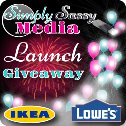Up For Grabs: $100 Lowes Gift Card (US) or $100 IKEA Gift Card (CAN)