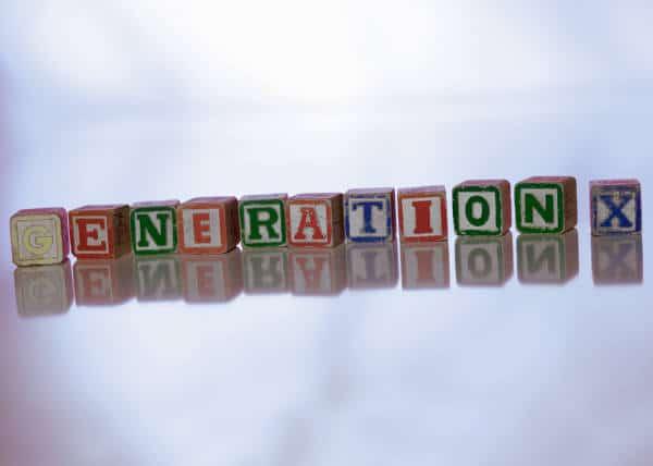 generation x management