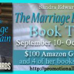 The Marriage Bargain Book Tour and $100 Amazon gift card Give Away