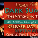 Enter to #win a KINDLE FIRE and an autographed copy of Dark Summer