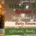 Winter's Magic Release Day Give Away: Amazon Gift Cards, ebooks, and swag