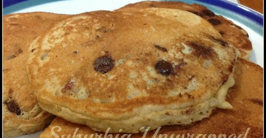 Easy Pancake #Recipe: Banana Yogurt Pancakes