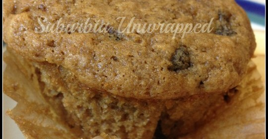 Mocha Chip Muffins With International Delight Iced Coffee (#recipe)