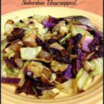 cajun recipe fried cabbage