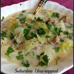 Soup Recipe: Potato Leek Soup with Sausage
