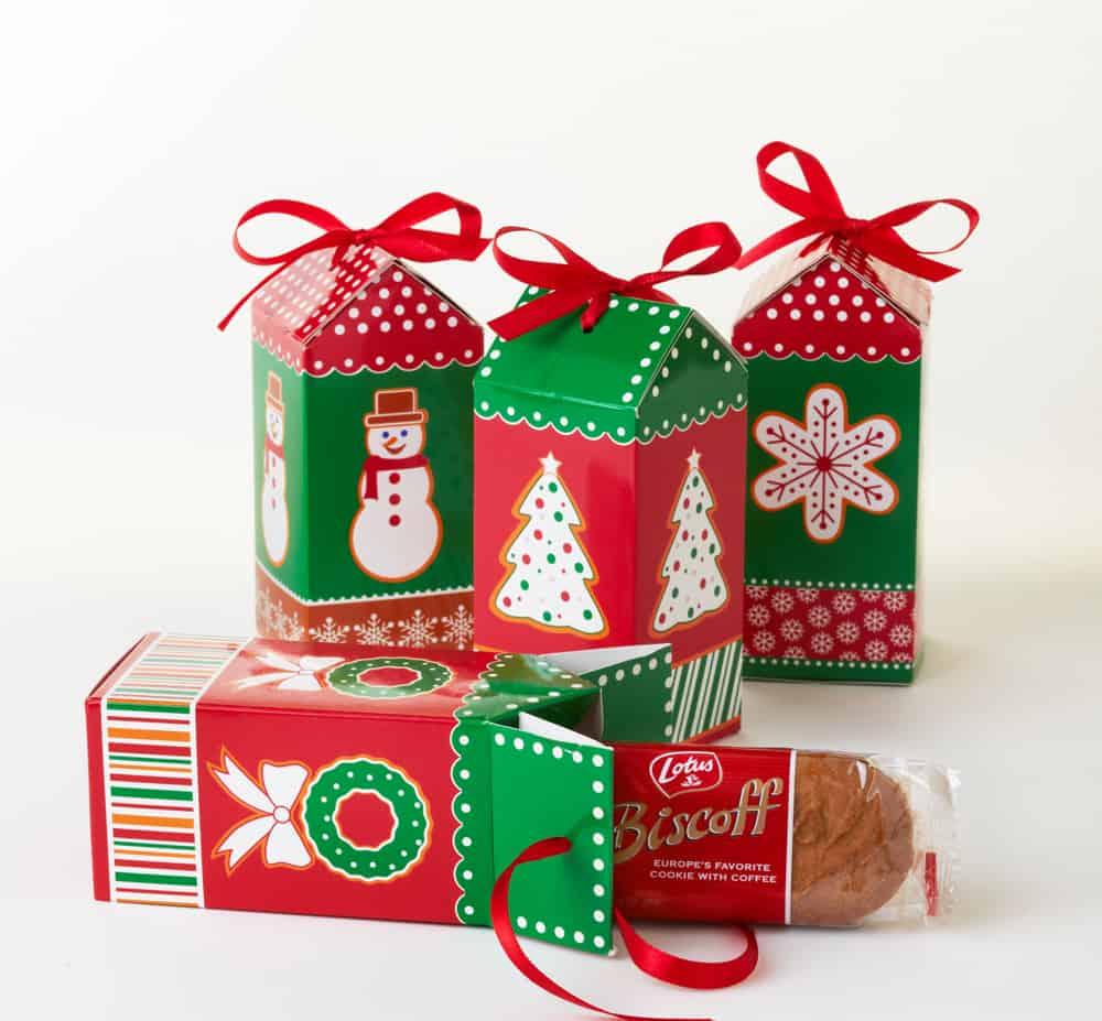 easy stocking stuffers Biscoff Cookies