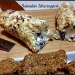 Appetizer Recipes: Cranberry Walnut Goat Cheese Log