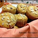 Healthy Butternut Squash Muffins #Recipe