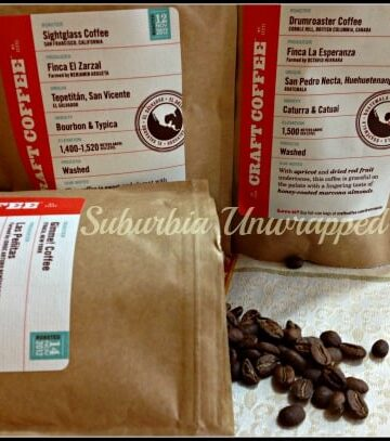 craft coffee gifts for coffee lovers