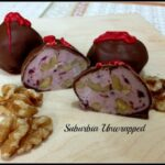 Homemade Candy #Recipe: Cherry Nut Truffles