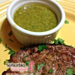 Chimichurri Dipping Sauce and Marinade #Recipe