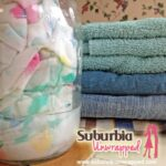 Natural Dryer Sheets For Your Laundry!