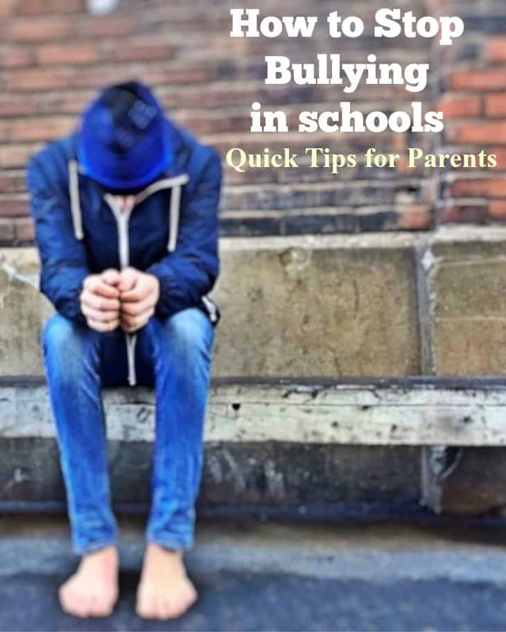 How to Stop Bullying in Schools