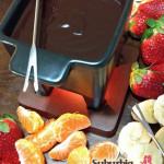 Chocolate Fondue Recipe and Tutorial