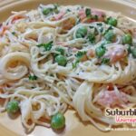Easy Vegetarian Recipe: Creamy Pasta And Vegetables