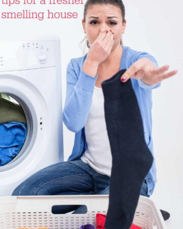 Home Odor Control Tips for Families with Stinky Teens!
