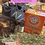 Odor Control:  5 Tips For Dealing With Stinky Boys!