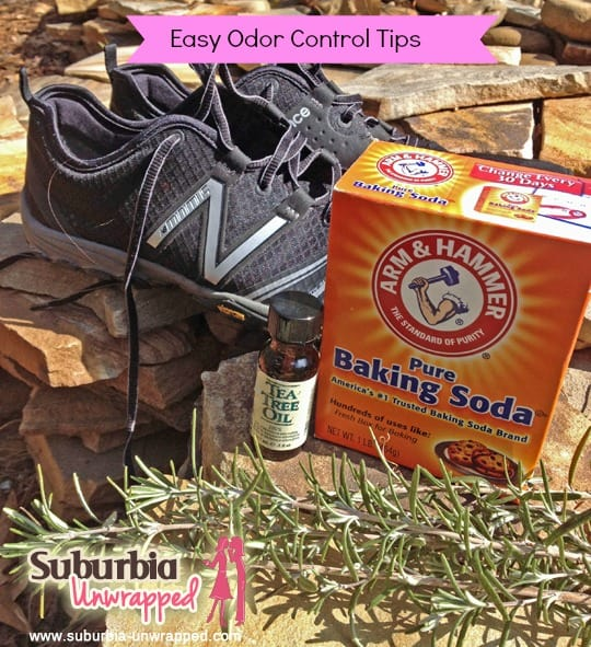 easy odor control tips