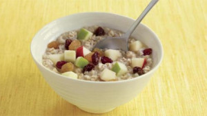 eating healthier at breakfast