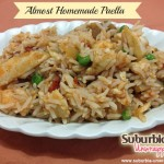 Almost Homemade Paella Recipe with Gorton's Seafood