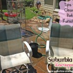 Tips for Cleaning Patio Furniture