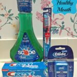 Tips for a Healthy Mouth and a Glide #FlossFace Contest