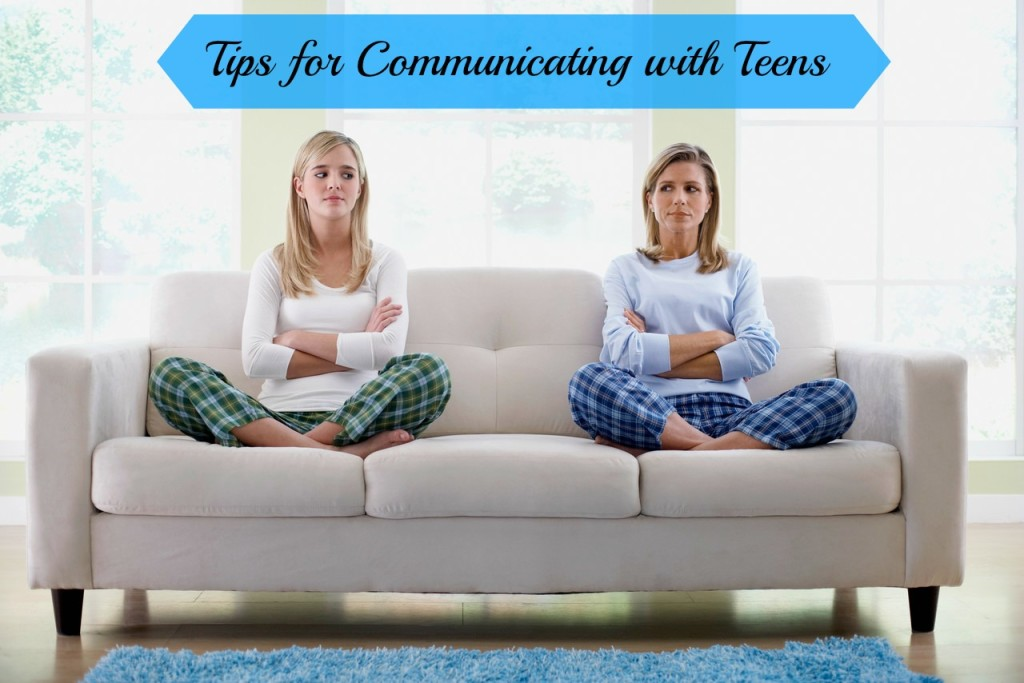 tips for communicating with teens