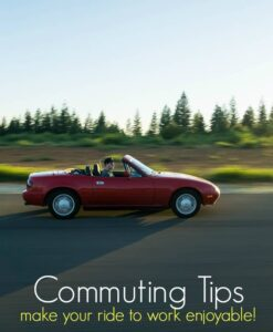 Commuting tips: How to make your ride to work enjoyable
