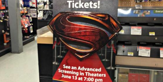 Man of Steel: Best Summer Movie to See with Your Teen Son!   #SeeSteelFirst #ad