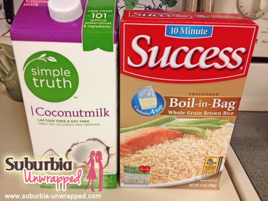 success brown rice
