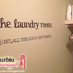 Laundry Room Organization Ideas #sponsored