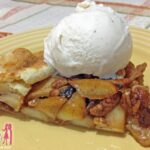 Easy Apple Recipes: Rustic Apple Tart