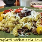 Spaghetti Without the Sauce Pasta Recipe