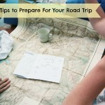 tips to prepare for your road trip
