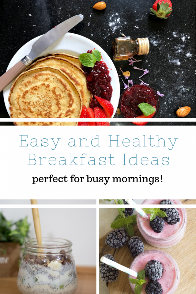 Easy and Healthy Breakfast Suggestions for Busy Mornings