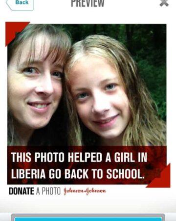 social good donate a photo