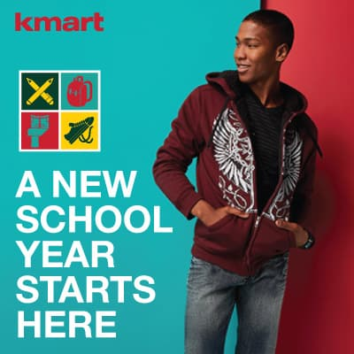 Kmart Back to School 3