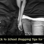 back to school shopping tips for teens