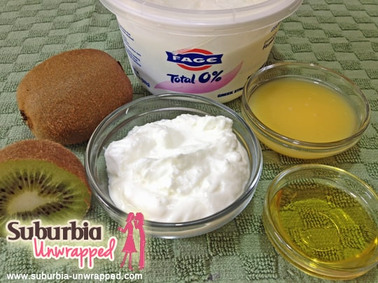 diy beauty products with yogurt