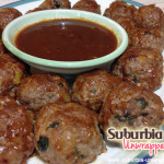 Easy Grilling Recipe: Caribbean Jerk Meatballs with Dipping Sauce