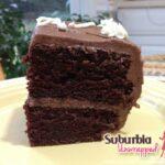 Chocolate Espresso Cake Recipe and Basic Cake Decorating Tips