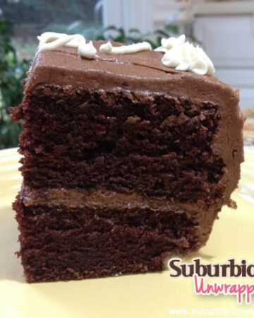 espresso chocolate cake recipe