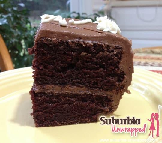 espresso chocolate cake recipe