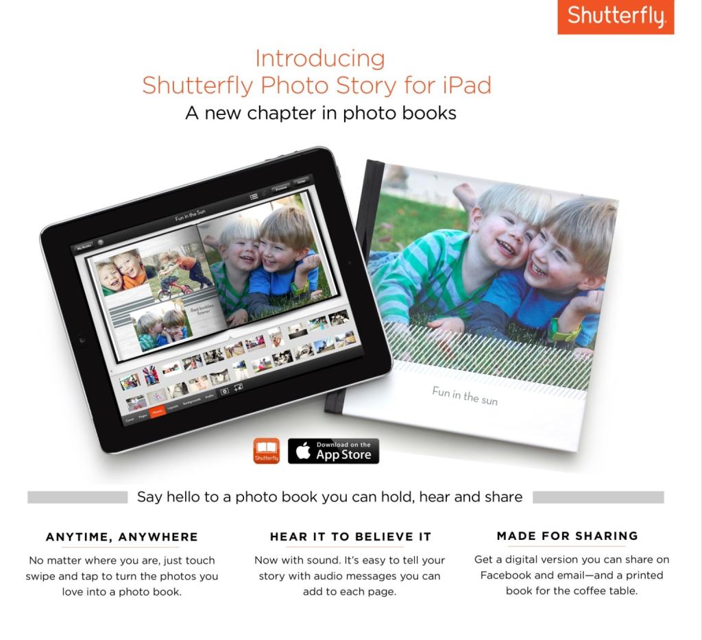 shutterfly app